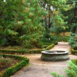 A királyi botanikus kert ősszel