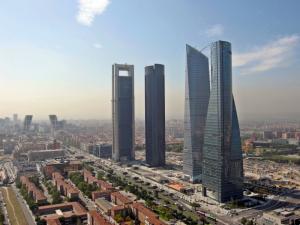 Madrid Városa